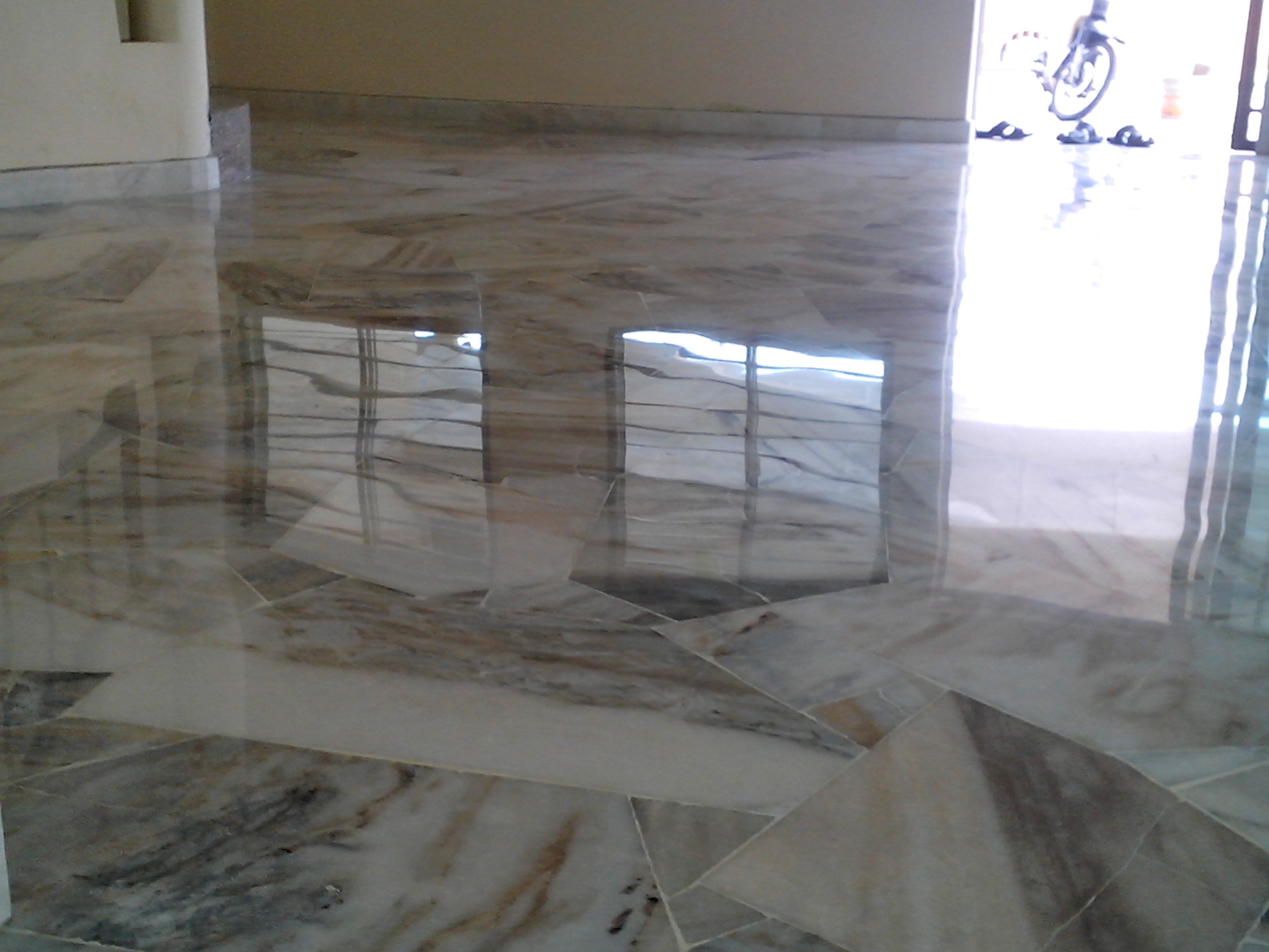 Marble Terrazzo Flooring Cleaner Floor Polishing Malaysia