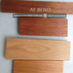 Different type of wood