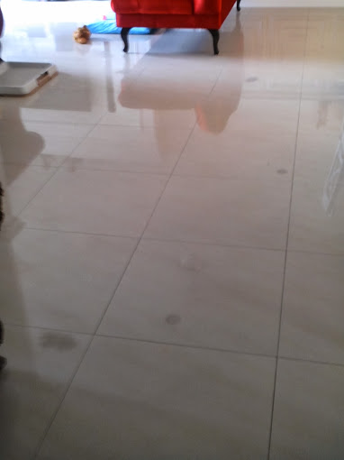Porcelain Tiles Damage Restoration And Polishing Malaysia