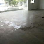 Original Shining Finish Cement Polishing